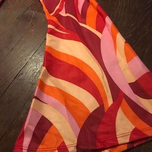 Dresses - Groovy 70s disco costume with matching headband